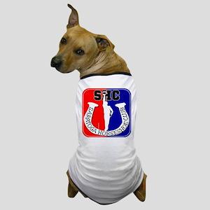 Saratoga Horseshoe Club Dog T-Shirt