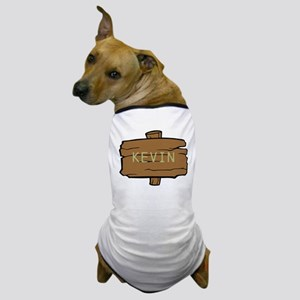 NAME, selectable Text Dog T-Shirt