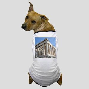 PARTHENON Dog T-Shirt