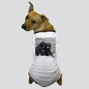 Chimpanzee002 Dog T-Shirt