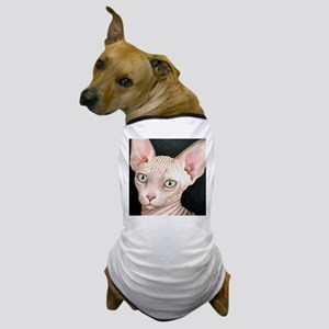 Cat 412 sphynx Dog T-Shirt