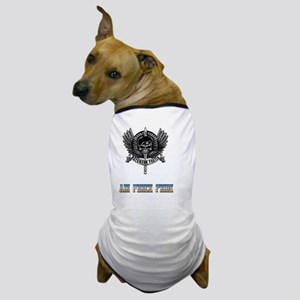 Defensor Fortis Security Forces Air F Dog T-Shirt