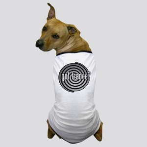 got trance? (spiral) Dog T-Shirt