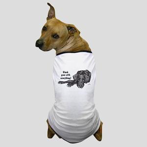 NBlkPup Everything Dog T-Shirt