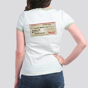 Paid in Full Jr. Ringer T-Shirt