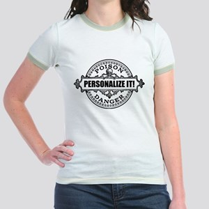 PERSONALIZED Poison Label T-Shirt