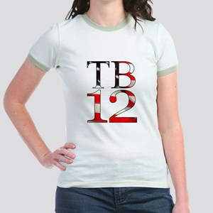 TB 12 Jr. Ringer T-Shirt