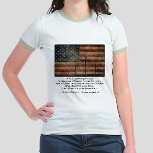 Defining Forces Jr. Ringer T-Shirt