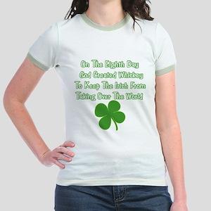 Irish Whiskey Jr. Ringer T-Shirt