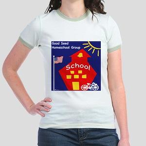Good Seed HomeSchool/Olde School Jr. Ringer T-Shir