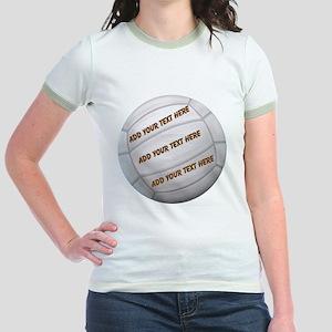 Beach Volleyball Jr. Ringer T-Shirt