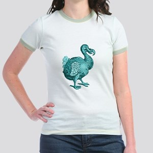 Aqua Disco Dodo Jr. Ringer T-Shirt
