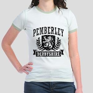 Pemberley Derbyshire Jr. Ringer T-Shirt