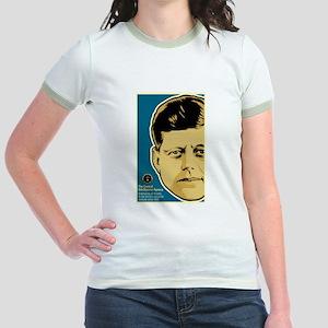 The CIA Jr. Ringer T-Shirt