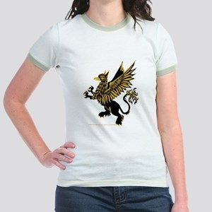 Gryphon Black Gold Jr. Ringer T-Shirt