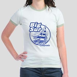 Big Sur Ca Jr. Ringer T-Shirt