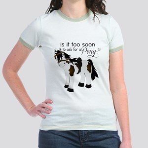 Is it too soon to ask for a Pony T-Shirt