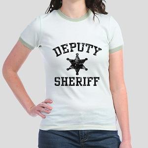 Deputy Sheriff Jr. Ringer T-Shirt