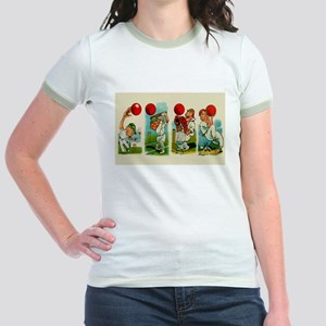 Cricket Players Jr. Ringer T-Shirt
