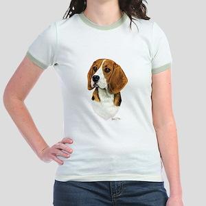 Beagle Jr. Ringer T-Shirt