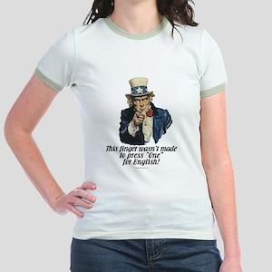 Uncle Sam's Finger T-Shirt