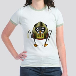 Egyptguin Jr. Ringer T-Shirt