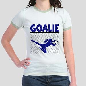 GOALIE Jr. Ringer T-Shirt