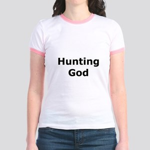 Hunting God Jr. Ringer T-Shirt