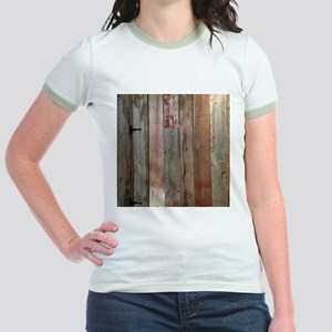 rustic western barn wood T-Shirt