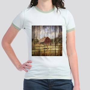 farm red barn T-Shirt