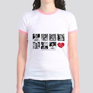 Lucy Days of the Week Jr. Ringer T-Shirt