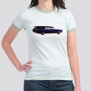 The Hearse  Jr. Ringer T-Shirt