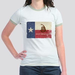 Texas and Gadsden Flag T-Shirt