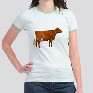 Shorthorn Trans Jr. Ringer T-Shirt
