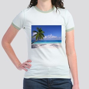 Tropical Beach T-Shirt