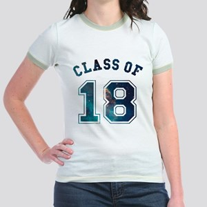 Class of 18 Space T-Shirt