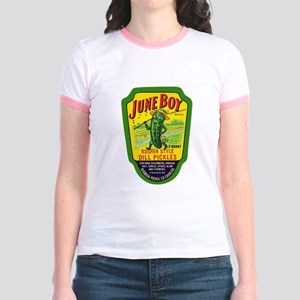 June Boy Pickles Jr. Ringer T-Shirt