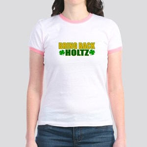 Bring Back Holtz Jr. Ringer T-Shirt