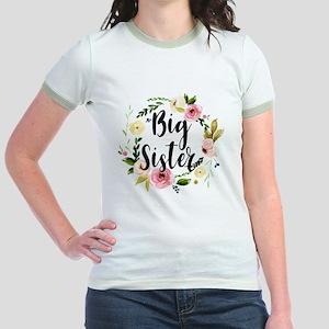 6968169724ea Matching Big Sister And Little Sister Junior Ringer Tees - CafePress