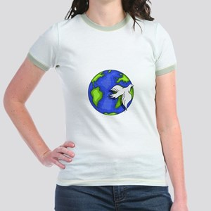 Imagine - World - Live in Peace T-Shirt