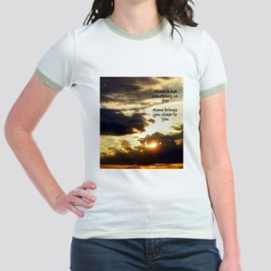Alone Sunrise T-Shirt