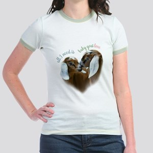 Baby Goat Love - GetYerGoat Exclusive Original T-S