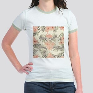 Vintage Flamingo Jr. Ringer T-Shirt