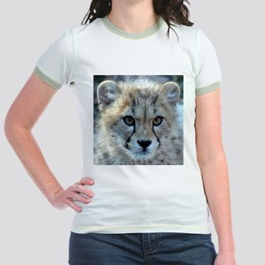 Cheetah Cub Jr. Ringer T-Shirt