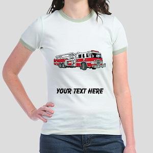 Fire Truck (Custom) T-Shirt