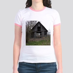 Old Weathered Farm Barn T-Shirt