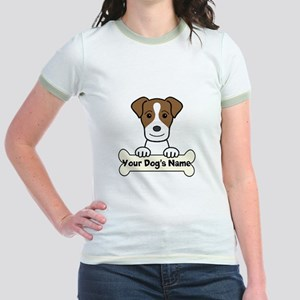 Personalized Jack Russell Jr. Ringer T-Shirt