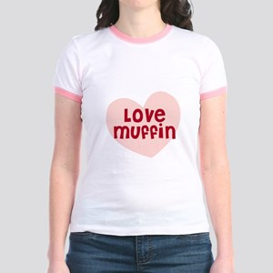 Love Muffin Jr. Ringer T-Shirt