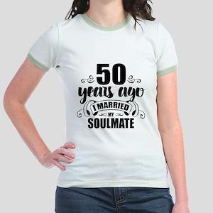 50th Anniversary Jr. Ringer T-Shirt