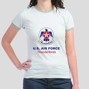 United States Air Force Thunder Jr. Ringer T-Shirt